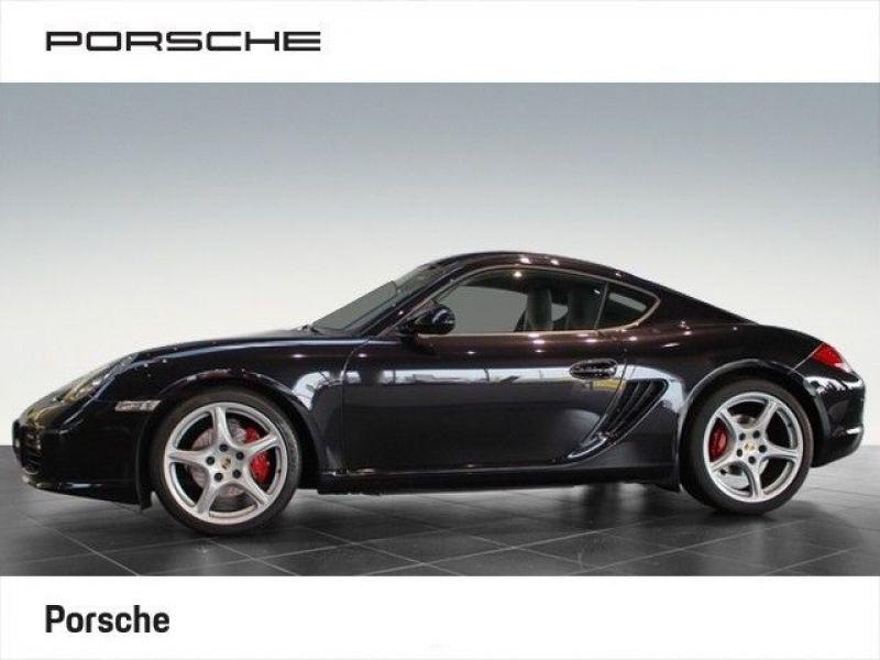 Porsche Cayman 3.4 S PDK Noir occasion à BEAUPUY - photo n°8
