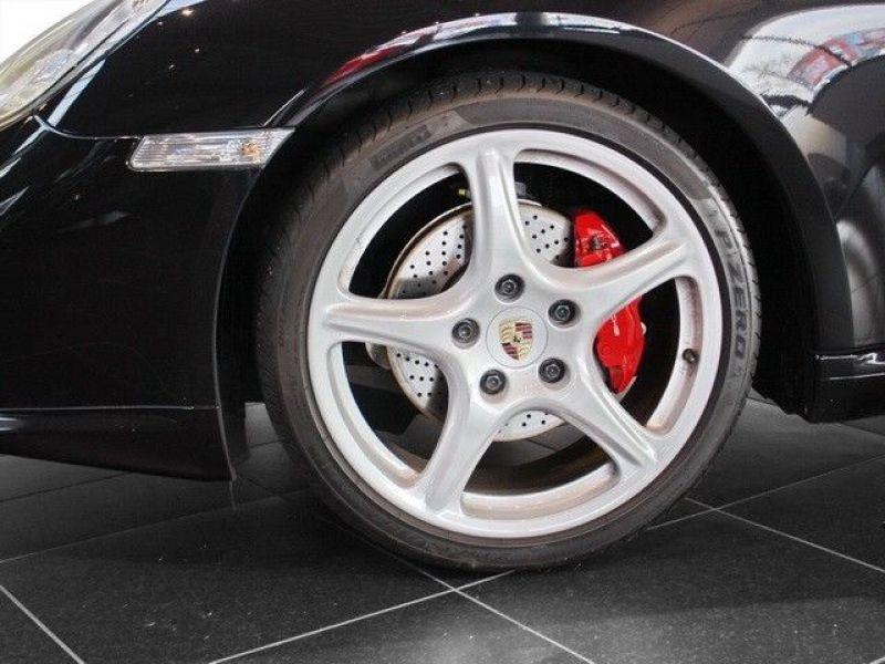 Porsche Cayman 3.4 S PDK Noir occasion à BEAUPUY - photo n°7