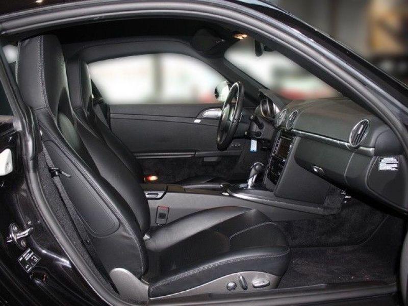 Porsche Cayman 3.4 S PDK Noir occasion à BEAUPUY - photo n°4