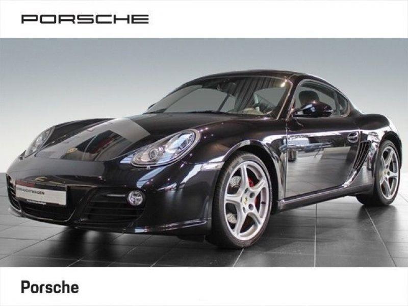 Porsche Cayman 3.4 S PDK Noir occasion à BEAUPUY