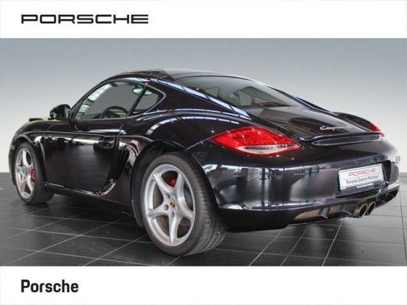 Porsche Cayman 3.4 S PDK Noir occasion à BEAUPUY - photo n°3