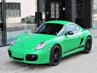 Porsche Cayman 3.4 S Sport Edition Vert à BEAUPUY 31