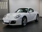 Porsche Cayman 3.4 S Blanc à BEAUPUY 31