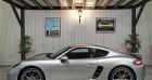 Porsche Cayman 300 CV PDK Gris à Charentilly 37