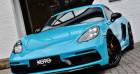 Porsche Cayman 718 GTS 2.5T PDK Bleu à Jabbeke 84