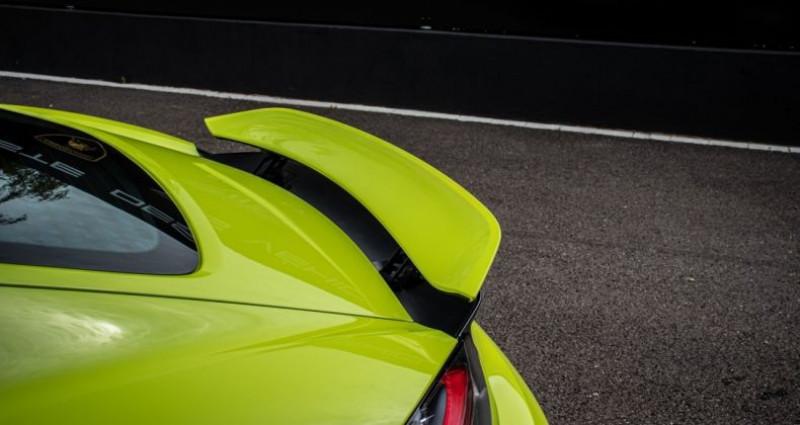 Porsche Cayman 718 Vert lumiere 300ch Vert occasion à SOUFFELWEYERSHEIM - photo n°4