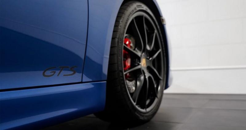 Porsche Cayman 981 GTS 3.4 340 Ch Bleu occasion à DARDILLY - photo n°7