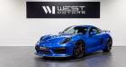 Porsche Cayman GT4 3.8 385 Ch Bleu à DARDILLY 69