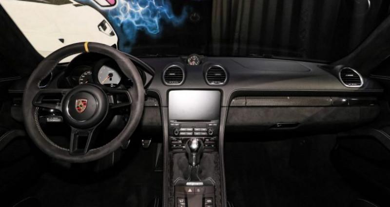Porsche Cayman GT4 Bleu occasion à CANNES - photo n°6