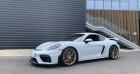 Porsche Cayman GT4 Blanc à Eguilles 13