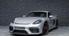 Porsche Cayman GT4 Argent à CHAVILLE 92