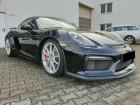 Porsche Cayman GT4 Noir à BEAUPUY 31