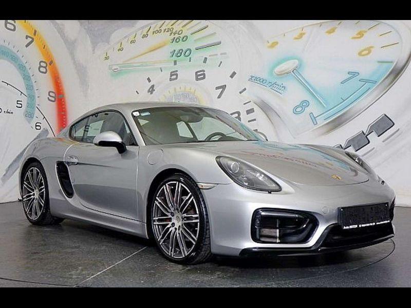 Porsche Cayman GTS PDK Gris occasion à BEAUPUY - photo n°1