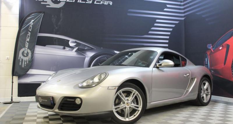 Porsche Cayman I (987) 2.9 PDK Gris occasion à COIGNIERES