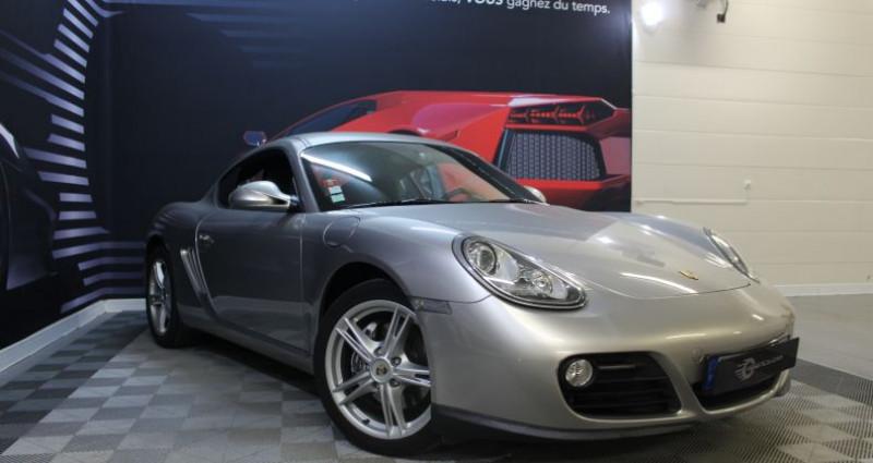 Porsche Cayman I (987) 2.9 PDK Gris occasion à COIGNIERES - photo n°6