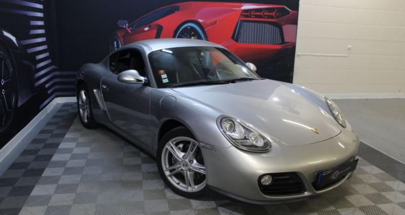 Porsche Cayman I (987) 2.9 PDK Gris occasion à COIGNIERES - photo n°5