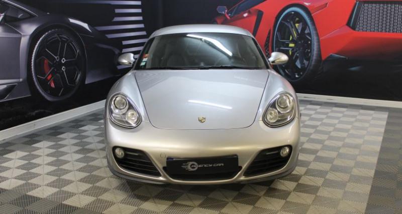 Porsche Cayman I (987) 2.9 PDK Gris occasion à COIGNIERES - photo n°4