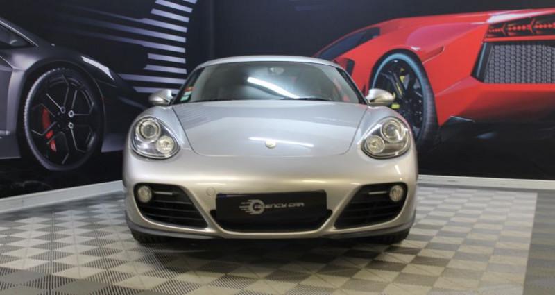 Porsche Cayman I (987) 2.9 PDK Gris occasion à COIGNIERES - photo n°3