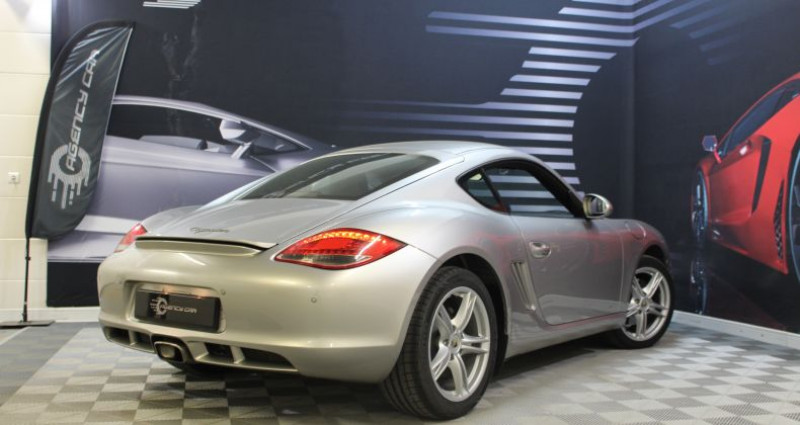Porsche Cayman I (987) 2.9 PDK Gris occasion à COIGNIERES - photo n°7
