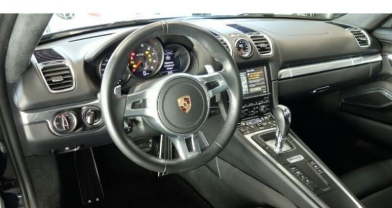Porsche Cayman II (981) 3.4 340ch GTS PDK Noir occasion à Boulogne-Billancourt - photo n°4