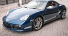 Porsche Cayman R Bleu à Reggio Emilia 42