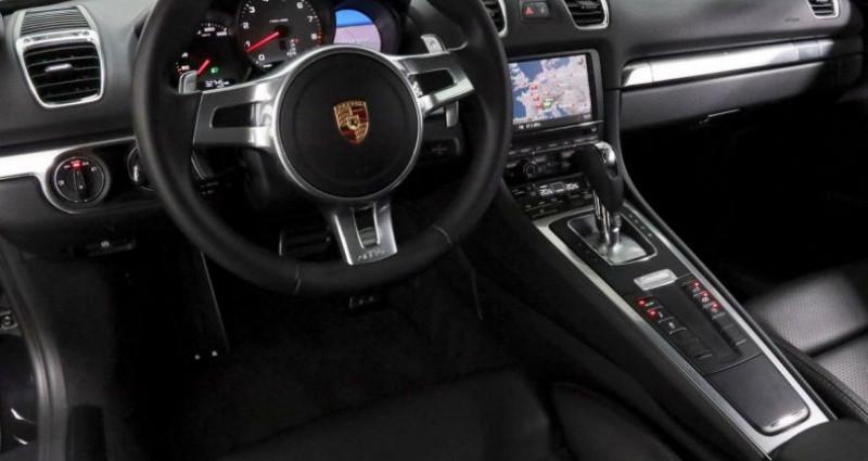Porsche Cayman S Noir occasion à Geispolsheim - photo n°4