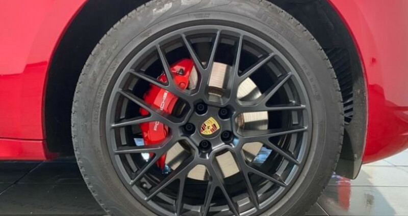 Porsche Macan # 1ere Main/2017/28000Kms Rouge occasion à Mudaison - photo n°4