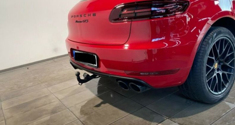 Porsche Macan # 1ere Main/2017/28000Kms Rouge occasion à Mudaison - photo n°3