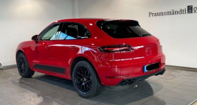 Porsche Macan # 1ere Main/2017/28000Kms Rouge occasion à Mudaison - photo n°2