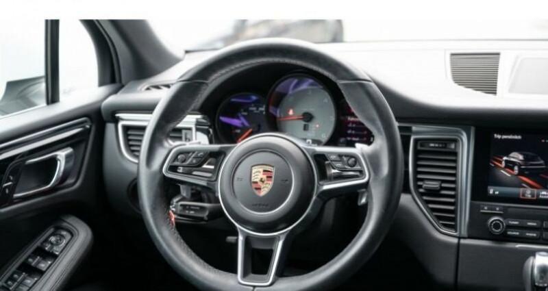 Porsche Macan # Inclus Carte Grise, malus écolo et livraison à votre domic Blanc occasion à Mudaison - photo n°4