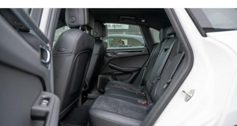 Porsche Macan # Inclus Carte Grise, malus écolo et livraison à votre domic Blanc occasion à Mudaison - photo n°5