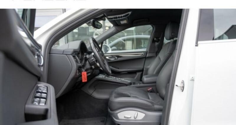 Porsche Macan # Inclus Carte Grise, malus écolo et livraison à votre domic Blanc occasion à Mudaison - photo n°6