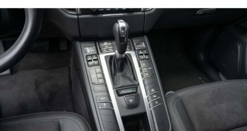 Porsche Macan # Inclus Carte Grise, malus écolo et livraison à votre domic Blanc occasion à Mudaison - photo n°7