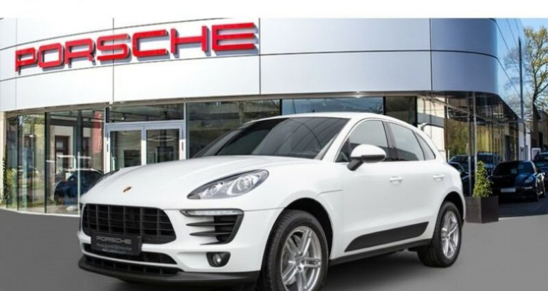 Porsche Macan # Inclus Carte Grise, malus écolo et livraison à votre domic Blanc occasion à Mudaison