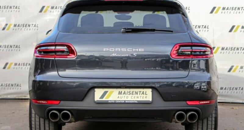Porsche Macan # Inclus Carte Grise, Malus écolo et livraison à votre domic Noir occasion à Mudaison - photo n°5