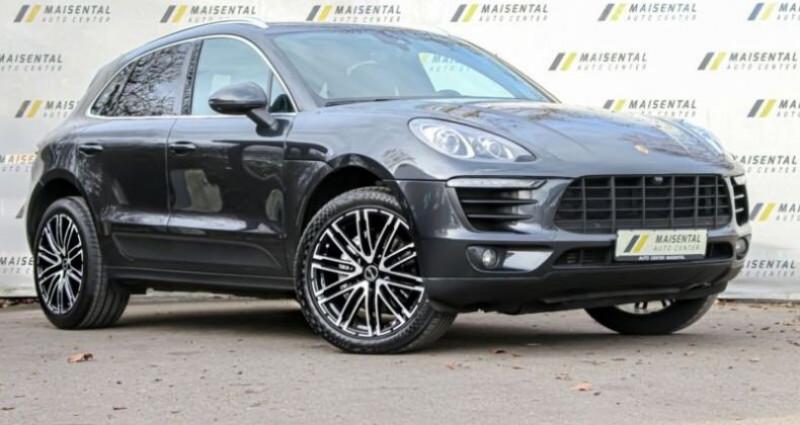 Porsche Macan # Inclus Carte Grise, Malus écolo et livraison à votre domic Noir occasion à Mudaison