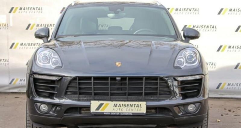 Porsche Macan # Inclus Carte Grise, Malus écolo et livraison à votre domic Noir occasion à Mudaison - photo n°2