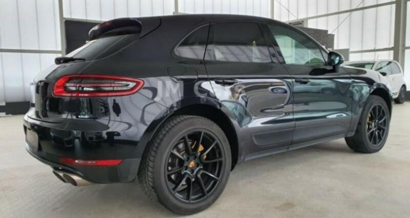 Porsche Macan # Inclus Carte Grise, Malus écolo et livraison à votre domic Noir occasion à Mudaison - photo n°3