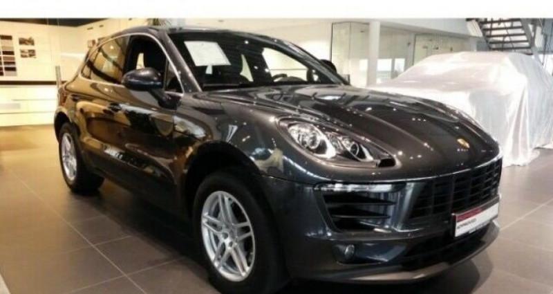 Porsche Macan # Inclus livraison à votre domicile et carte grise # 1ere Ma Gris occasion à Mudaison - photo n°4