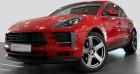 Porsche Macan 2,0 245 CH PDK Rouge à Boulogne-Billancourt 92
