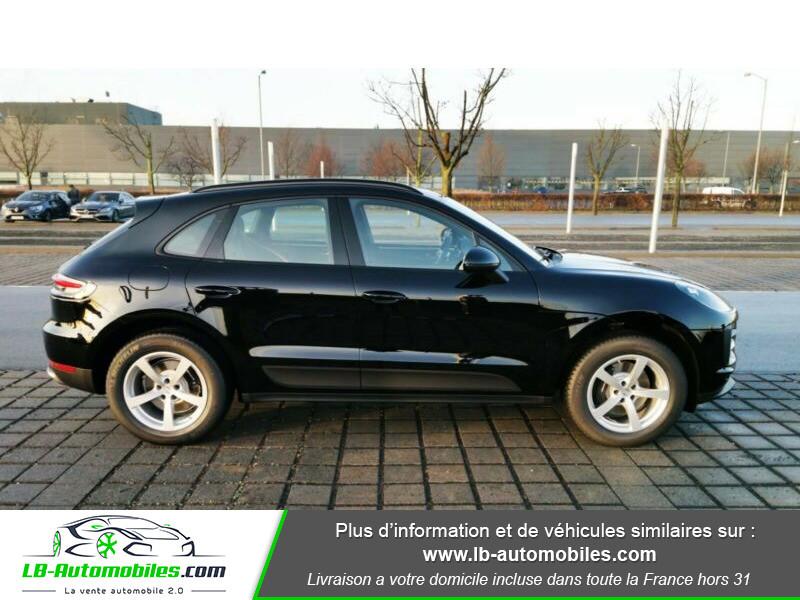 Porsche Macan 2.0 245 ch / PDK Noir occasion à Beaupuy - photo n°10