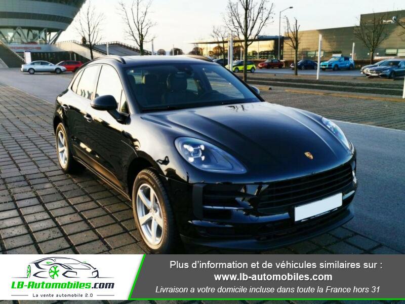 Porsche Macan 2.0 245 ch / PDK Noir occasion à Beaupuy - photo n°8