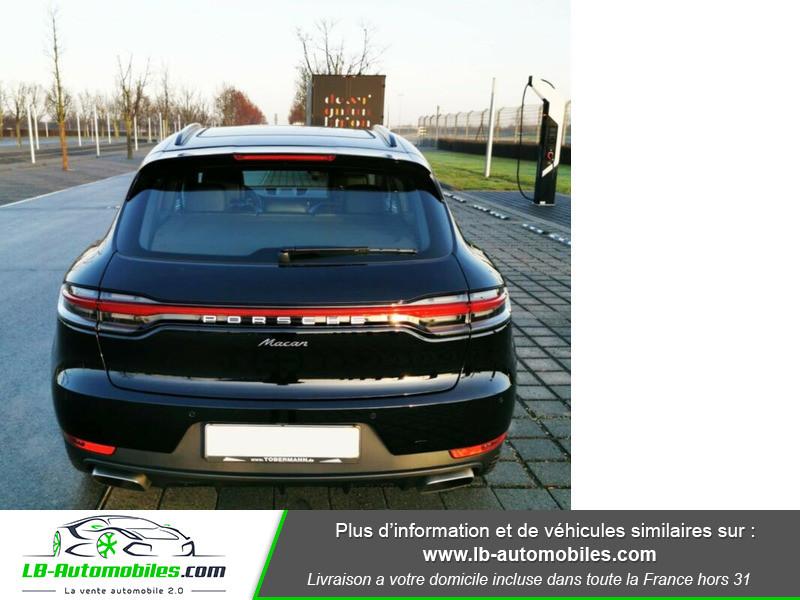 Porsche Macan 2.0 245 ch / PDK Noir occasion à Beaupuy - photo n°11