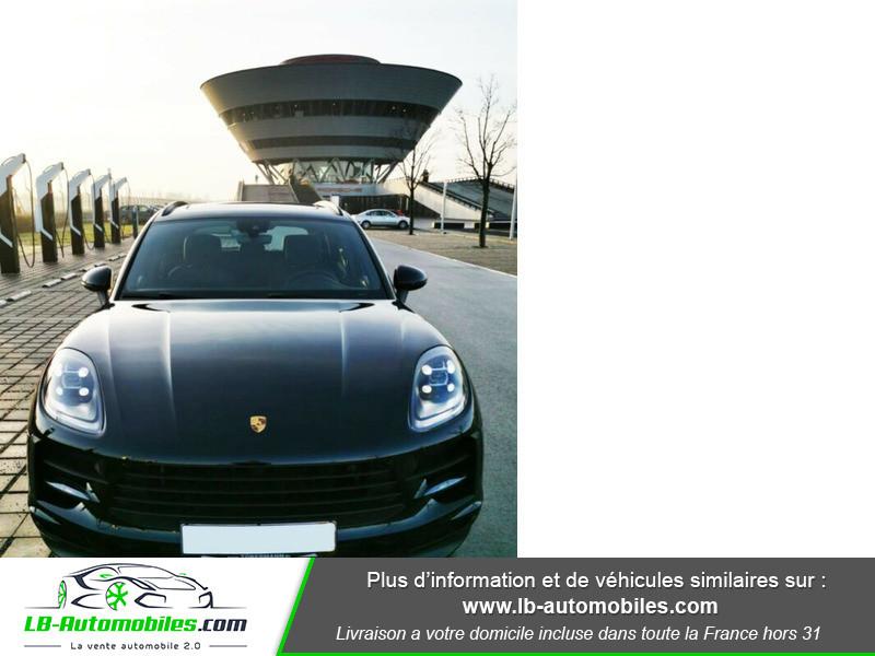 Porsche Macan 2.0 245 ch / PDK Noir occasion à Beaupuy - photo n°9