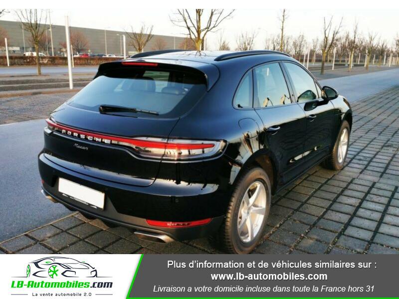 Porsche Macan 2.0 245 ch / PDK Noir occasion à Beaupuy - photo n°3