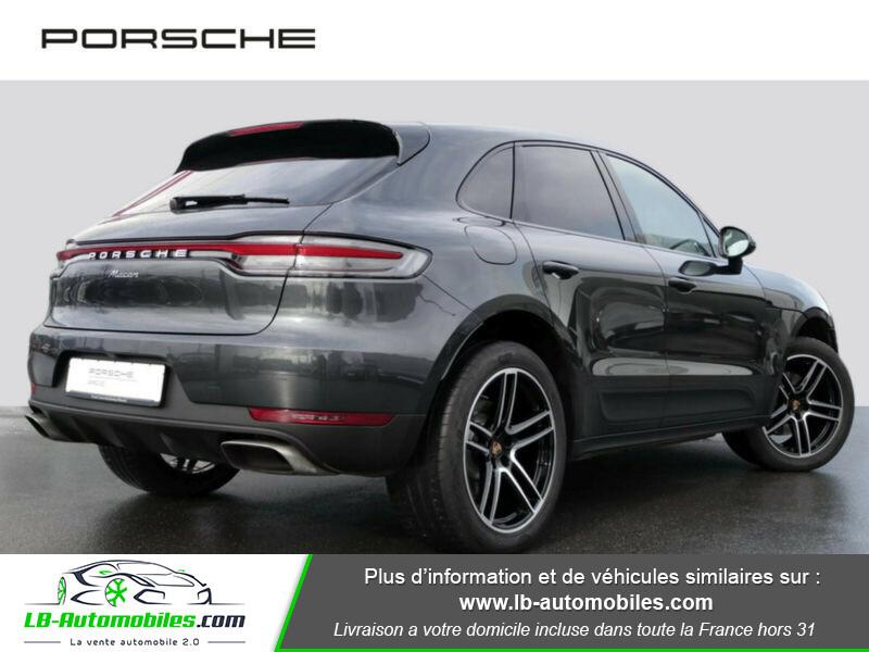 Porsche Macan 2.0 245 ch / PDK Gris occasion à Beaupuy - photo n°3
