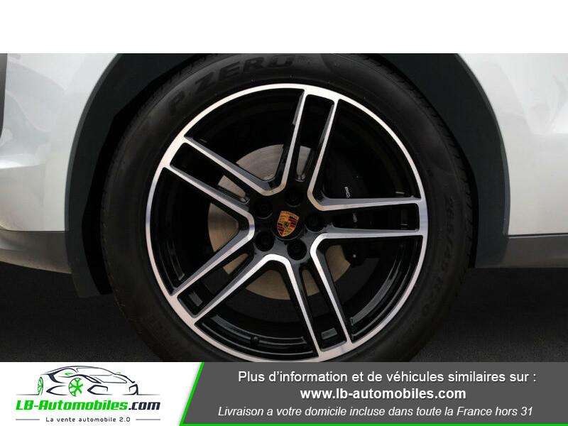 Porsche Macan 2.0 245 ch / PDK Gris occasion à Beaupuy - photo n°13