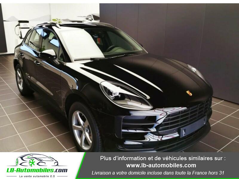 Porsche Macan 2.0 245 ch / PDK Noir occasion à Beaupuy