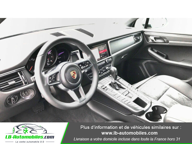 Porsche Macan 2.0 245 ch / PDK Gris occasion à Beaupuy - photo n°4