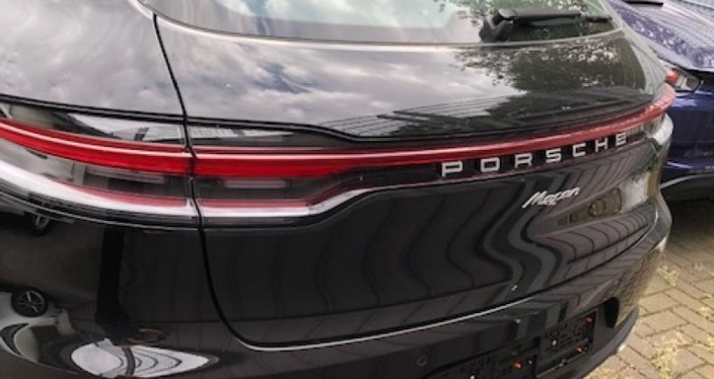 Porsche Macan 2.0 245ch PDK Noir occasion à Boulogne-Billancourt - photo n°4